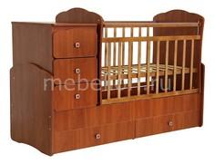 Кроватка-трансформер Фея 2100