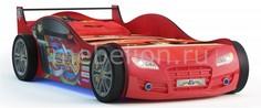 Кровать-машина RХ800 night light Red Grifon Style