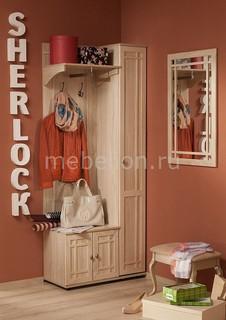 Стенка для для прихожей Шерлок ДС П2 Глазов Мебель
