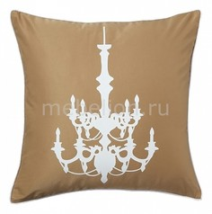 Подушка декоративная (43х43 см) Satin Luxury DG-D-PL03MS