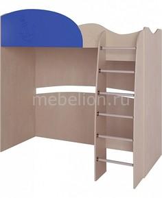 Кровать-чердак Капитошка ДК-12 Компасс мебель