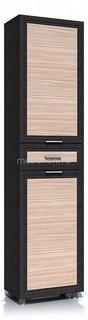 Шкаф для белья Астория 2 НМ 014.05 ЛР Silva
