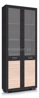 Шкаф-витрина Астория 2 НМ 014.04 РС Silva