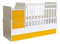 Кроватка-трансформер Фея 1100