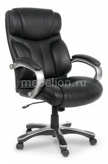 Кресло для руководителя Chairman 435 черный/серый