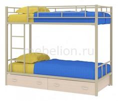 Кровать двухъярусная Ницца МФ 4 Сезона