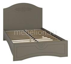 Кровать полутораспальная Ассоль Плюс АС-111 Компасс мебель