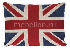 Подушка декоративная (45х60 см) Union Jack ОГОГО Обстановочка