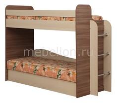 Кровать двухъярусная Адель-4 Олимп мебель