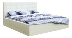 Кровать двуспальная Виктория 1600 Олимп мебель