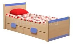 Кровать Лайф-4 Олимп мебель