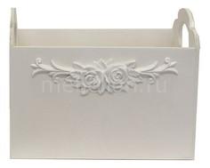 Ящик декоративный С розочками N-131D Акита