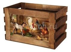 Ящик декоративный Козлик 823 Акита