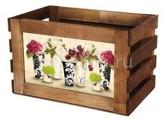 Ящик декоративный Букеты 825 Акита