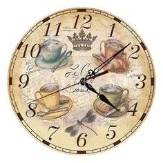 Настенные часы (30 см) AKI C223 Акита