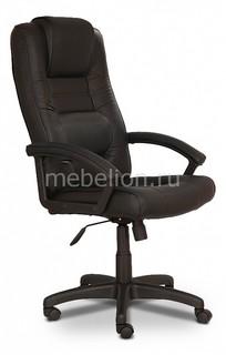 Кресло компьютерное Бюрократ T-9906AXSN черное