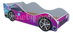 Кровать-машина Рэйсинг M067 Кровати машины