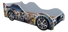 Кровать-машина Комикс M038 Кровати машины