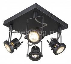 Спот Costruttore A4300PL-4BK Arte Lamp