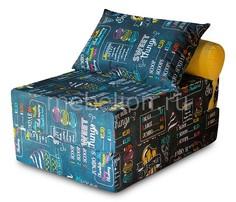 Кресло-кровать PuzzleBag Ice Cream L Dreambag