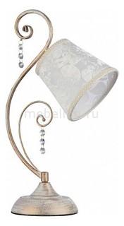 Настольная лампа декоративная Lorette FR2406-TL-01-WG Freya