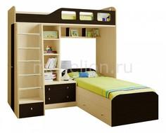Кровать двухъярусная Астра-4 РВ Мебель