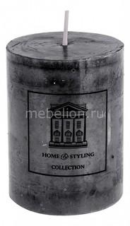 Свеча декоративная (9 cм) Marble 320514 ОГОГО Обстановочка