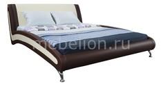 Кровать двуспальная Корсо-2 ОРМАТЕК