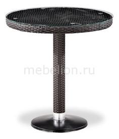 Стол обеденный T504T-W2390-D70 Brown Afina