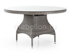Стол обеденный Ninja 35671-73 серый Brafab