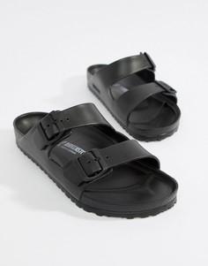 Черные сандалии Birkenstock Arizona - Черный