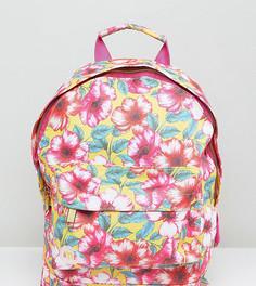 Эксклюзивный рюкзак с цветочным принтом Mi-Pac - Мульти