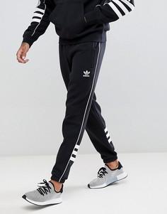 Черные джоггеры adidas Originals Authentic DH3857 - Черный