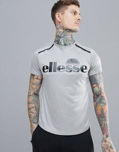 Серая футболка ellesse Sport Alton - Серый