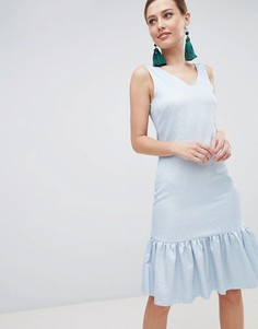 Платье без рукавов Closet London - Синий