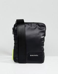 Нейлоновая сумка Diesel - Черный
