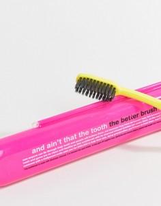 Зубная щетка Anatomicals And Aint That The Tooth The Better Brush - Розовый - Бесцветный