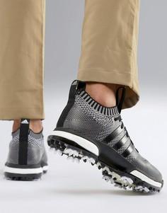 Черные кроссовки adidas Golf Tour 360 Knit Boost F33629 - Черный