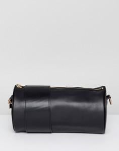 Черная сумка через плечо ASOS DESIGN - Черный