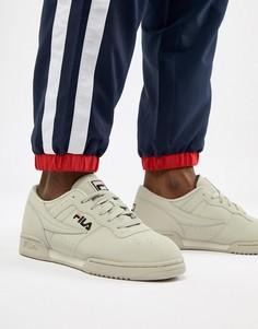 Серые кроссовки Fila Original Fitness Premium - Серый