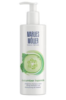 Шампунь-молочкос огурцом MARLIES MOLLER
