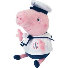 Мягкая игрушка Росмэн Джордж моряк озвученный, 25см (31156)