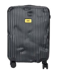 Чемодан/сумка на колесиках Crash Baggage