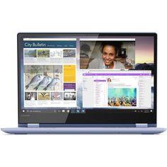 """Ноутбук LENOVO IdeaPad 530S-14IKB, 14"""", Intel Core i3 8130U 2.2ГГц, 4Гб, 128Гб SSD, Intel UHD Graphics 620, Windows 10, 81EU00B6RU, синий"""