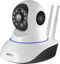 Камера видеонаблюдения GINZZU HWD-1032X, 3.6 мм, белый