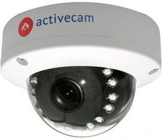 Видеокамера IP ACTIVECAM AC-D3121IR1, 2.8 мм, белый