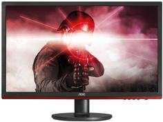Монитор AOC Gaming G2460VQ6 (черно-красный)