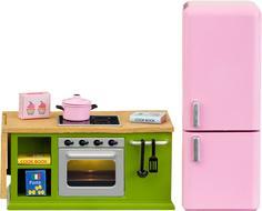 Lundby Кухонный набор с холодильником
