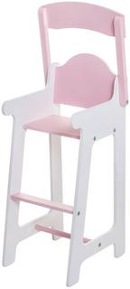 Аксессуары для кукол PAREMO Кукольный стул для кормления (розовый)