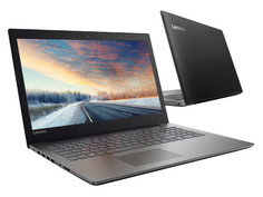 Ноутбук Lenovo 320-15IKBRN 81BG00QRRU (Intel Core i5-8250U 1.6 GHz/6144Mb/1000Gb/No ODD/nVidia GeForce MX150 2048Mb/Wi-Fi/Cam/15.6/1920x1080/Windows 10)
